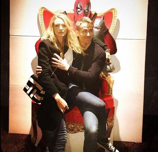 Счастливы вместе: Блейк Лайвли опубликовала фото с супругом