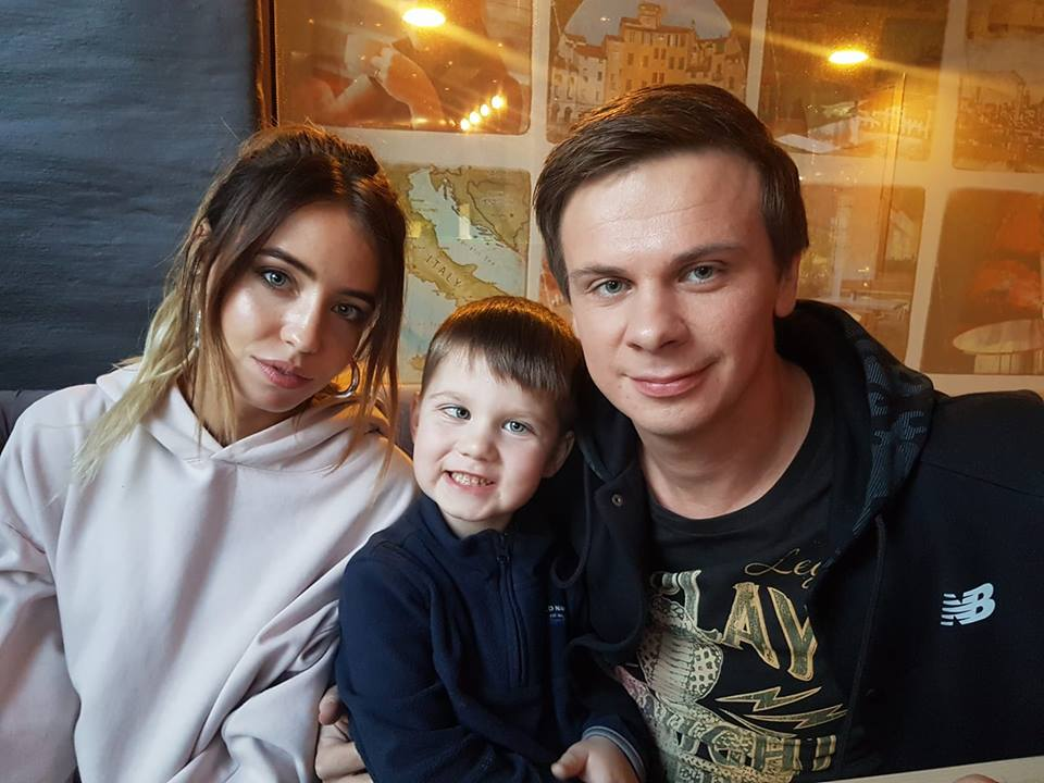 Фантастика! Дмитрий Комаров и Надежда Дорофеева собрали 3 млн грн, чтобы спасти жизнь ребенка
