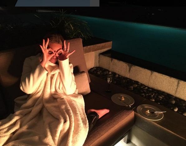 Долгожданный релакс: Бейонсе показала, как отдыхает после грандиозного концерта
