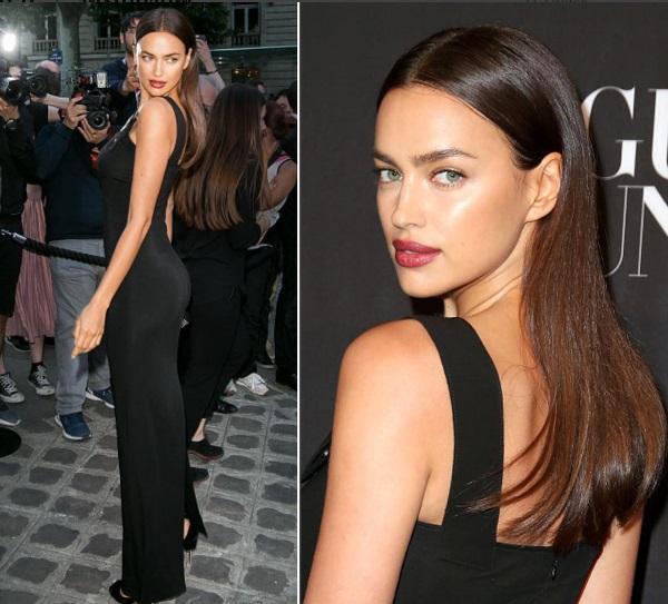 Ирина Шейк блистает в роскошном наряде Givenchy
