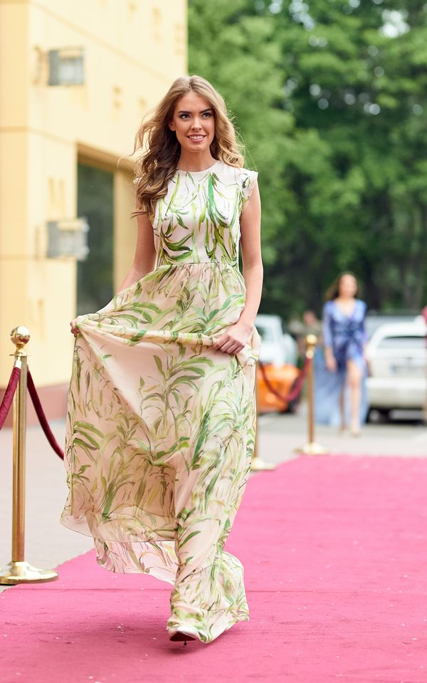 В столичном ивент-холле Freedom состоялся Гранд-финал конкурса «Королева Украины - 2017»