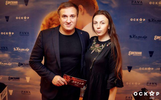 """Премьера мелодрпамы """"Дыши"""""""