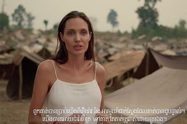 """Новый фильм Анджелины Джоли выдвинули на """"Оскар"""""""