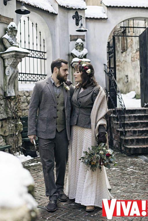 Даша Малахова и ее новый муж Сергей Сулим