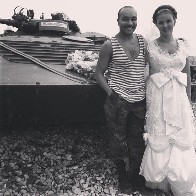 Анна Семенович беременная вышла замуж фото 2014