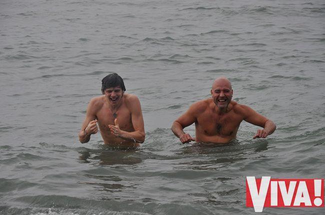Александр Лещенко и Раду Поклитару