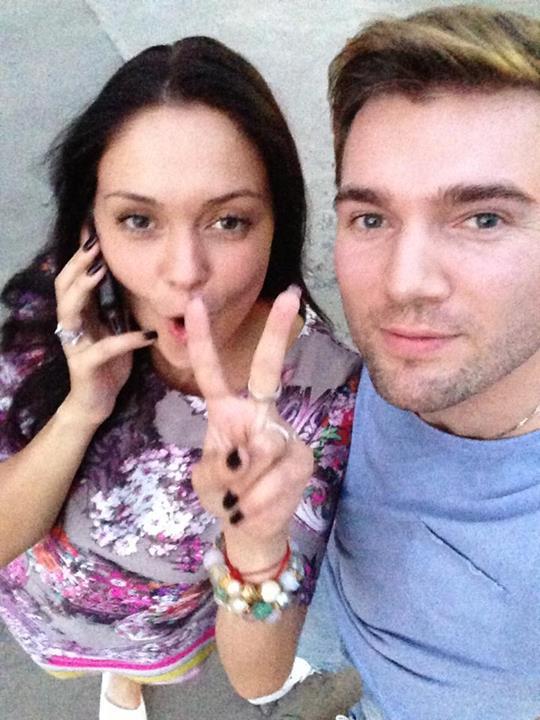 Ирина Скорикова и Андрей Искорнев фото