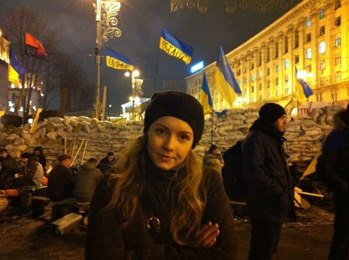 Алена Шоптенко фото 2013