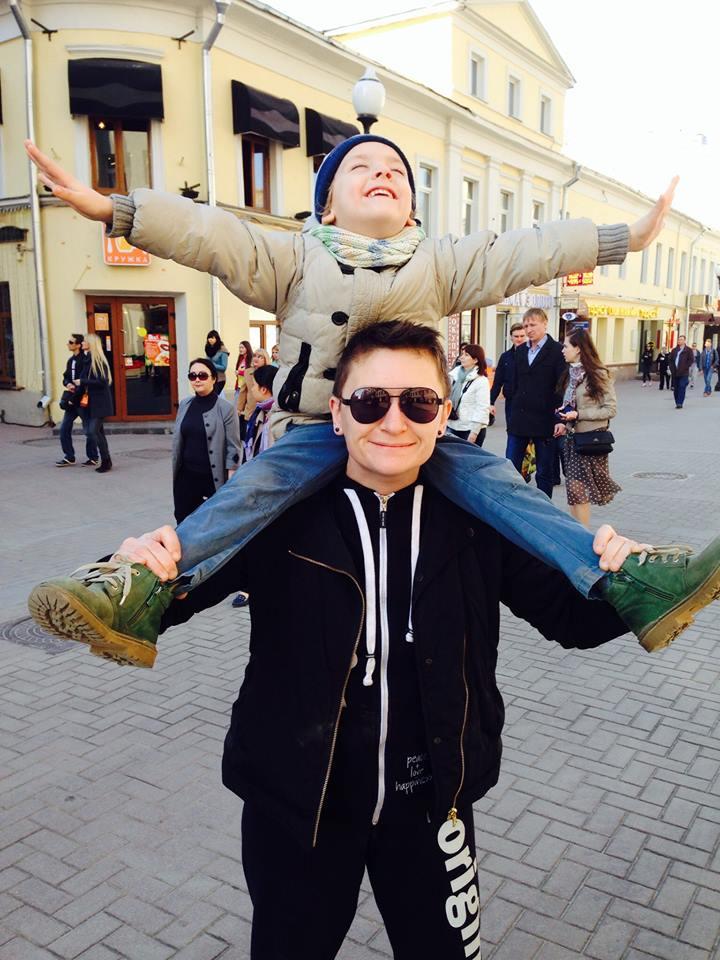 Диана Арбенина дети