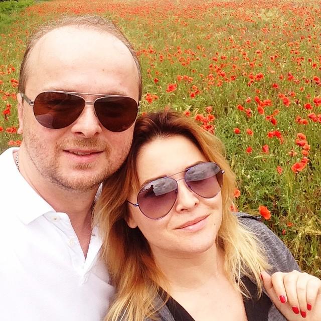 сын Софии Ротару с женой