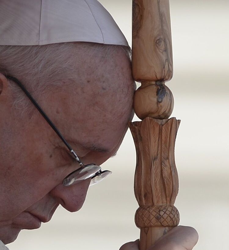 Папа Римский зарегистрировался в Instagram