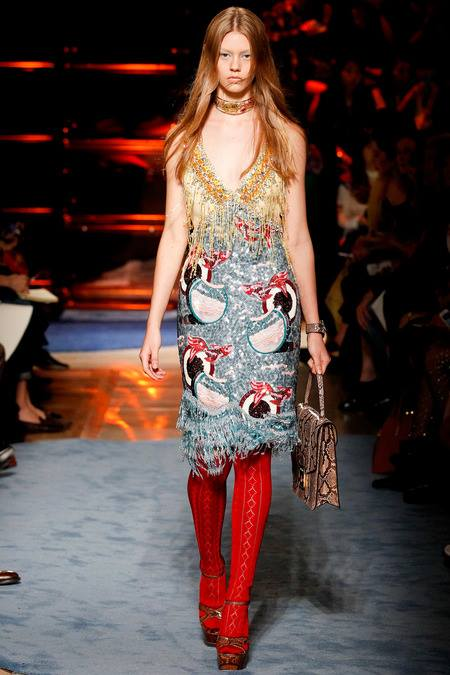 платье Miu Miu Haute Couture
