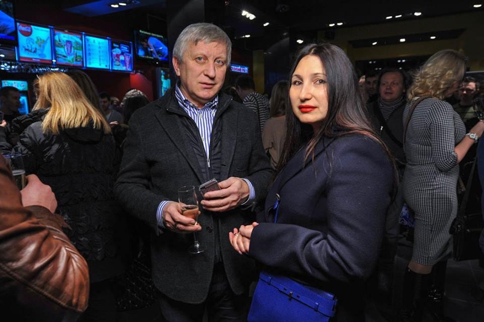 Владимир Горянский и Инна Силантьева
