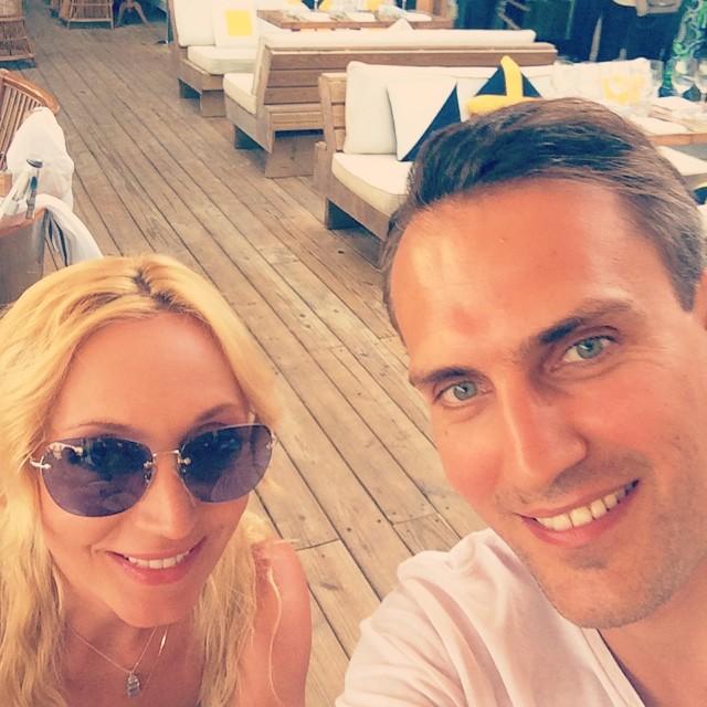Кристина Орбакайте и ее муж