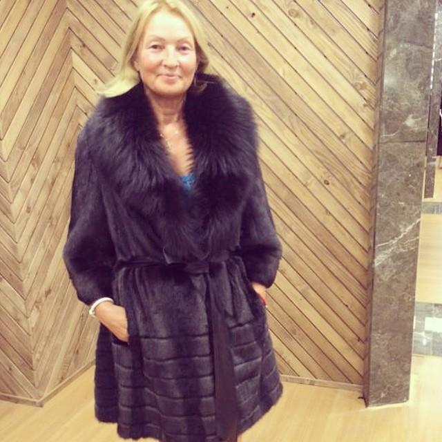 Анастасии Волочкова мать фото
