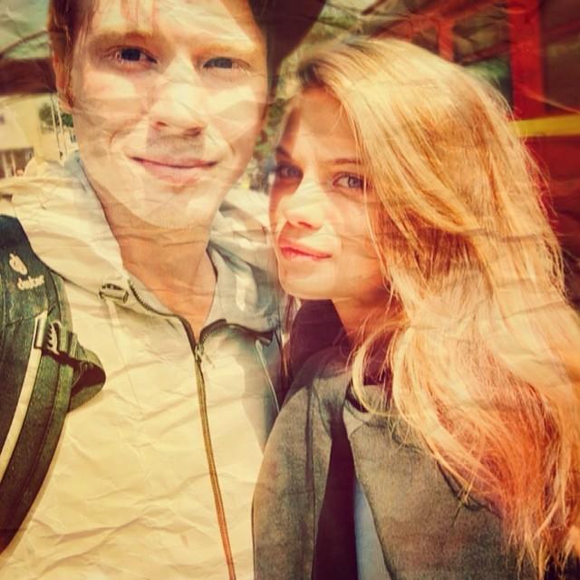 Никита Пресняков и его новая девушка Алена Краснова