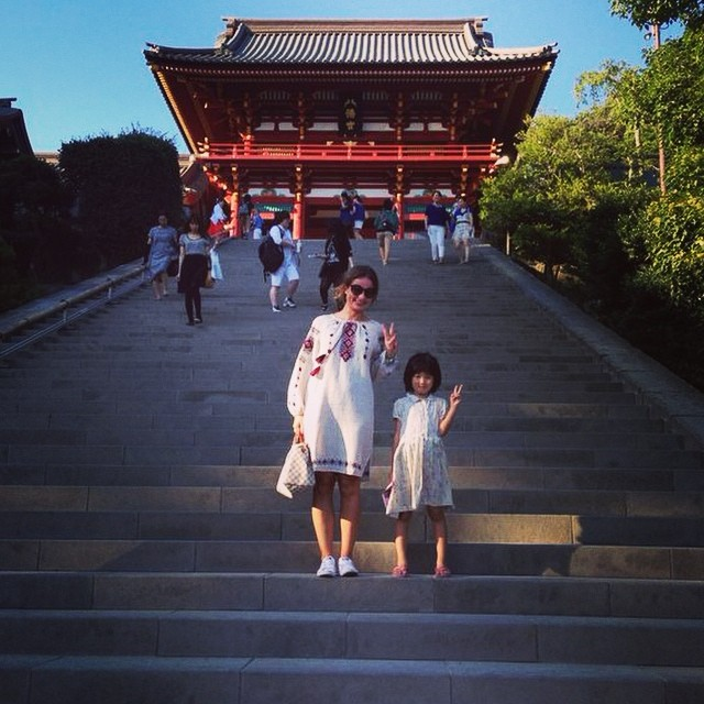 победительница шоу Холостяк-4 Анна Селюкова отдохнула в Японии