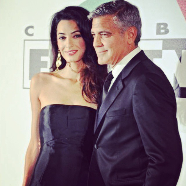 Свадьба Джорджа Клуни состоится в этом месяце в Венеции