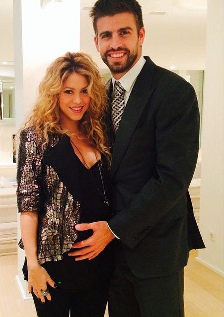 Шакира родила второго сына любимому мужу Жерару Пике
