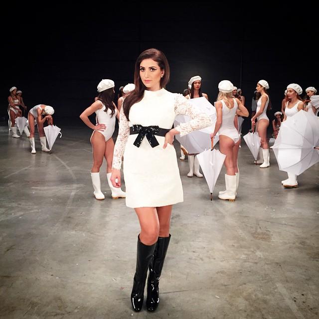 Российская певица Жасмин приехала в Украину