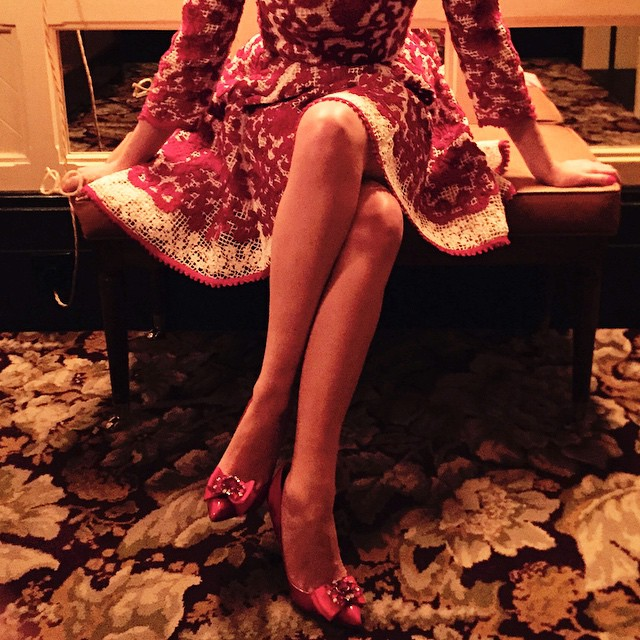 Кайли Миноуг демонстрирует неувядающую красоту на вечеринке