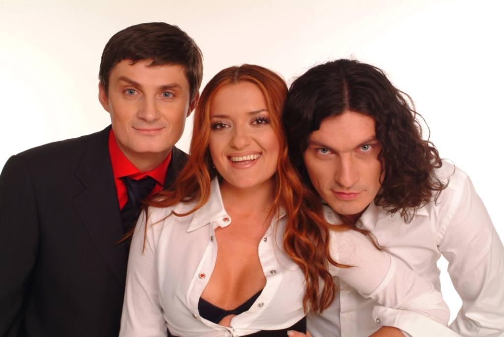 Кузьма Скрябин и Наталья Могилевская