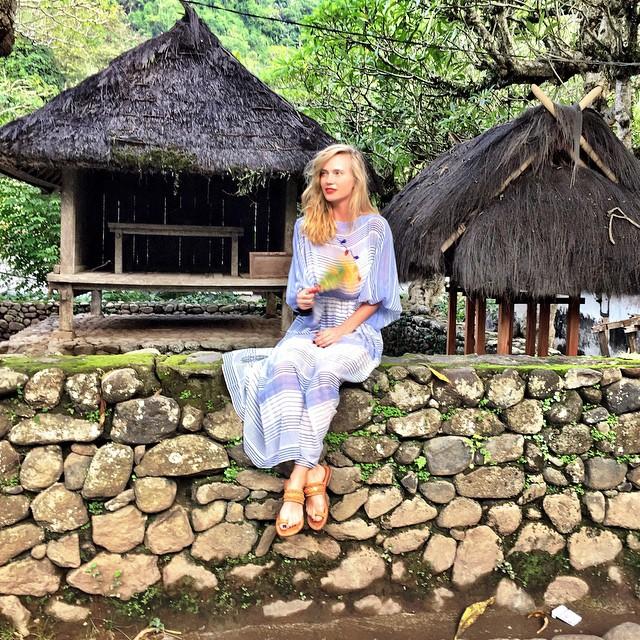 Глюкоза отдыхает на Бали