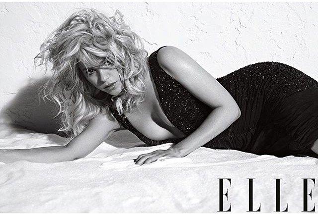 Сексуальная Шакира блистает на страницах модного глянца