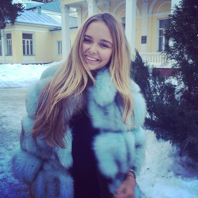 14-летняя дочь Дмитрия Маликова – трендсеттер среди подростков