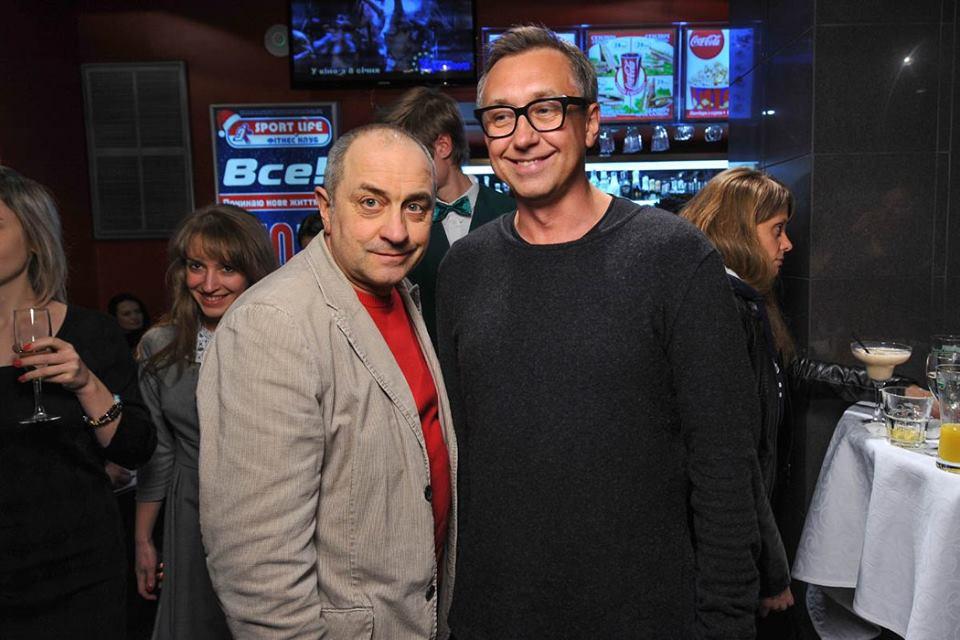 Виктор Андриенко и Семен Горов