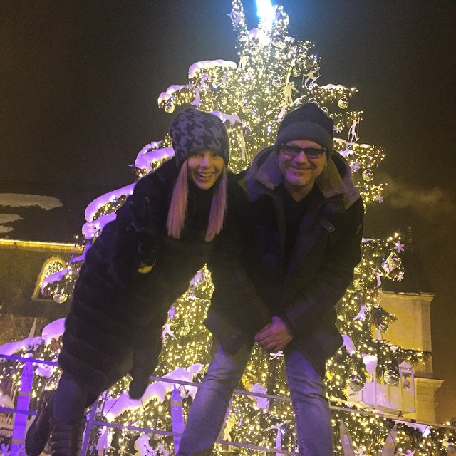 Официально: Владимир Пресняков и его жена Наталья Подольская станут родителями