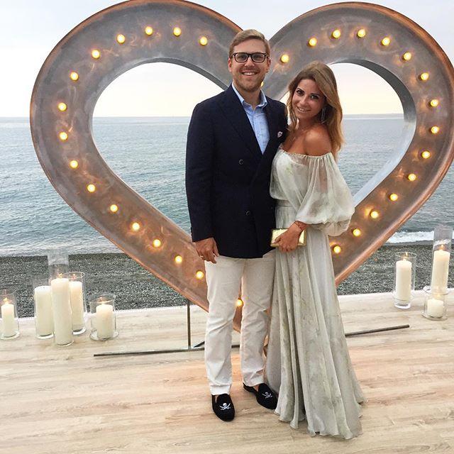 Галина Юдашкина и Петр Максаков скоро станут родителями
