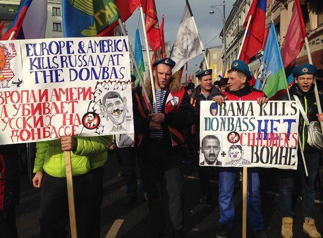 Ксения Собчак об Антимайдане в Москве: Мне стыдно за мою страну (Фото)
