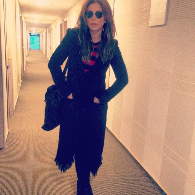 50 оттенков рыжего: Ани Лорак покрасила волосы