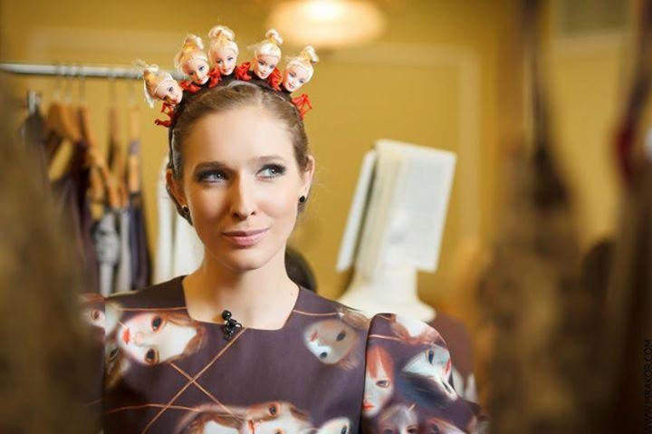 Катя Осадчая день рождения 30 лет фото
