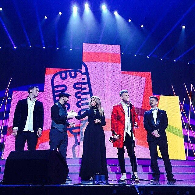 Иван Дорн стал певцом года по версии Yuna-2015