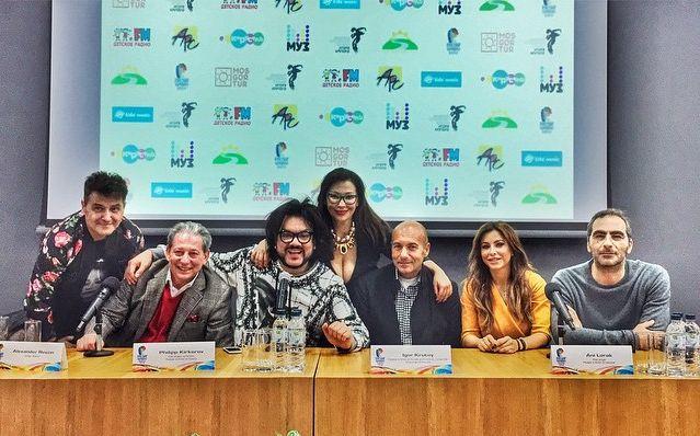 Новая волна 2015 в Сочи: Ани Лорак стала членом жюри конкурса