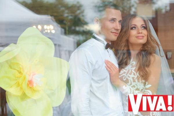 Яна Соломко трогательно поздравила мужа с годовщиной свадьбы