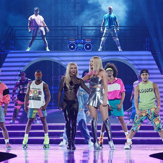 Бритни Спирс на церемонии Billboard Music Awards-2015