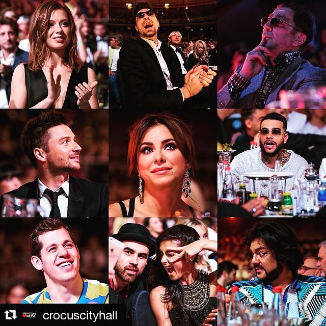 звезды на RU.TV 2015