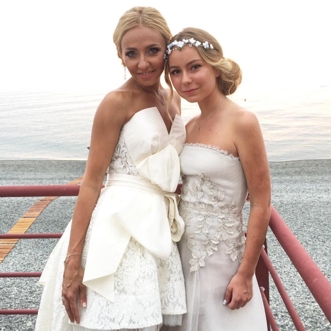 Татьяна Навка вышла замуж за пресс-секретаря Путина
