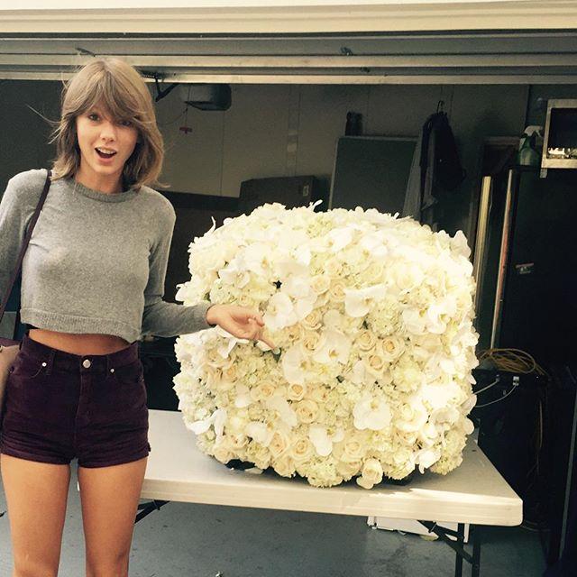 Богатая красотка: Тейлор Свифт назвали самой высокооплачиваемой певицей