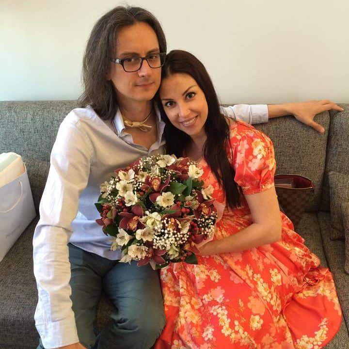 Татьяна с супругом