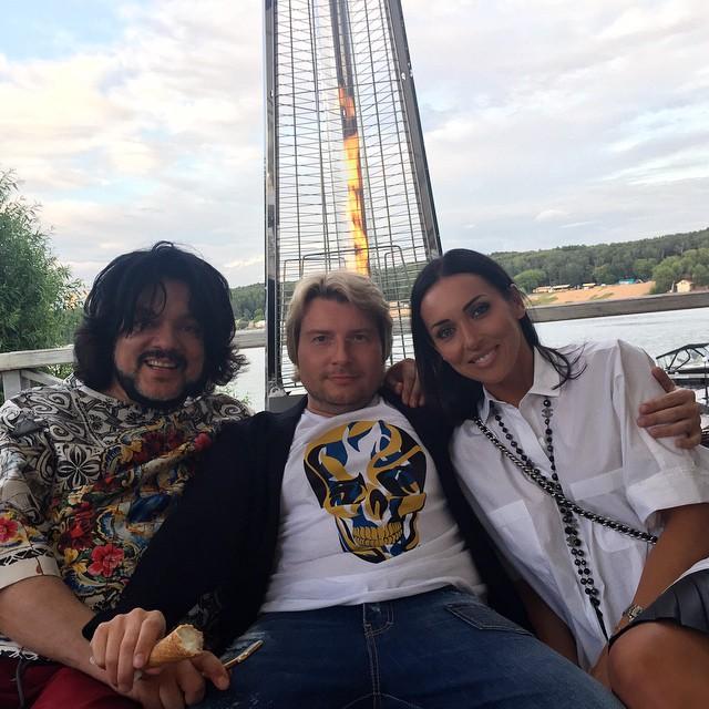 Филипп Киркоров с размахом отметил 3-летие сына Мартина