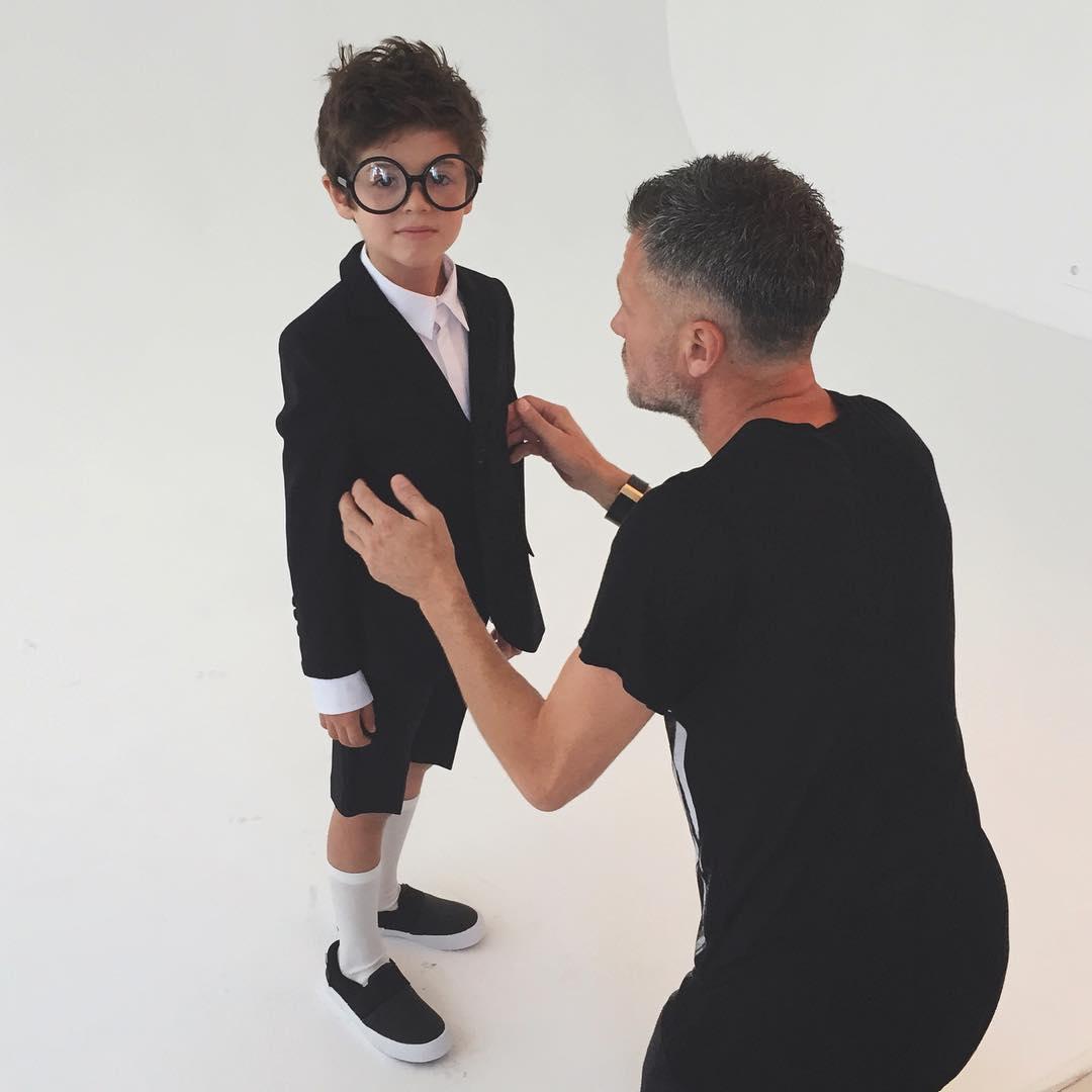 Даниель пойдет в первый класс