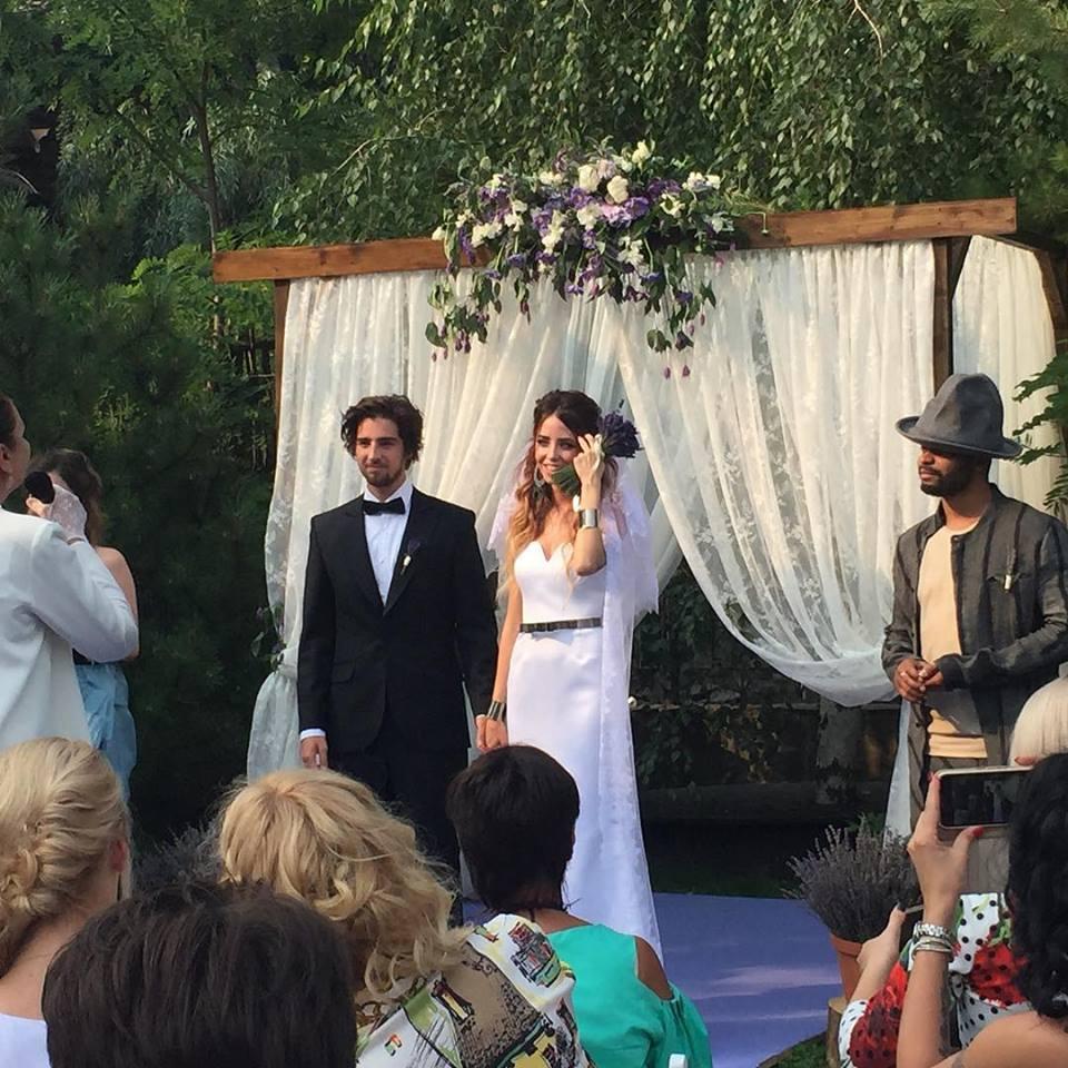 Надя Дорофеева вышла замуж за Владимира Дантеса: первые фото со свадьбы