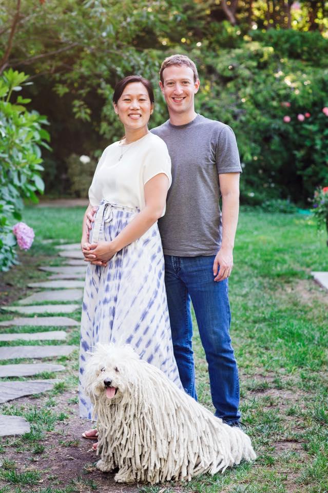 Король Фейсбука Марк Цукерберг вот-вот станет папой