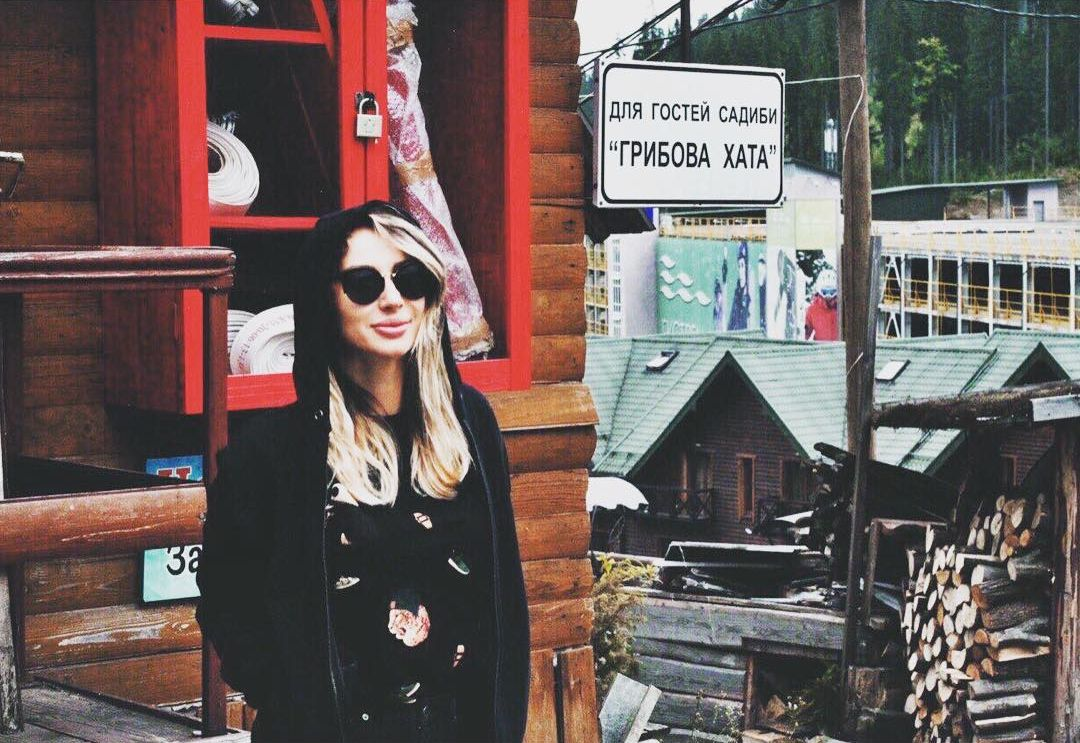 Светлана Лобода влюбилась в Карпаты
