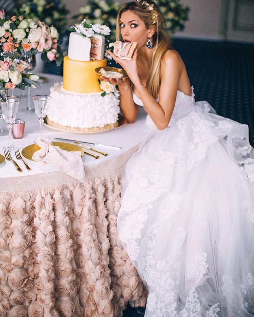 Свадьба веры брежнева 94