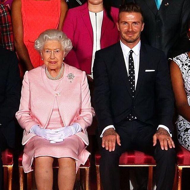Семейство Бекхемов стало богаче, чем королева Англии – СМИ